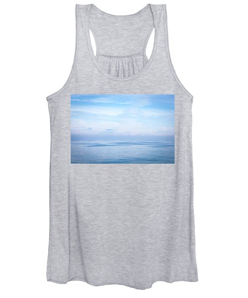 Mirror Calm 1 Women's Tank Top