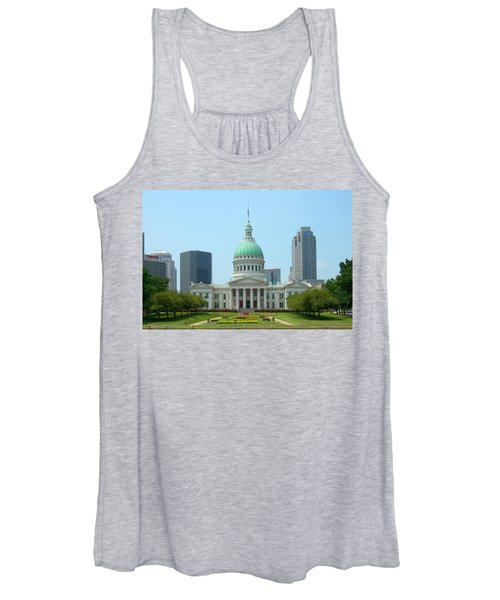 Missouri State Capitol Building Women's Tank Top