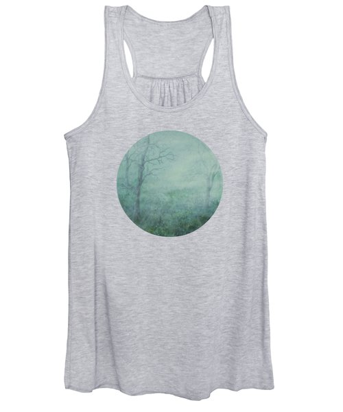 Mist On The Meadow Women's Tank Top