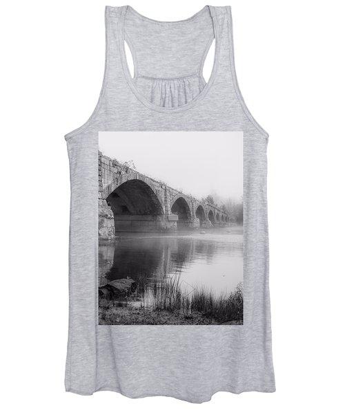 Misty Bridge Women's Tank Top