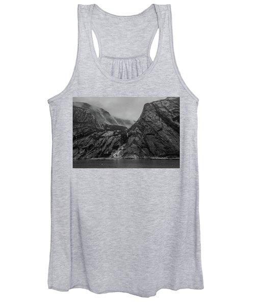 Misty Fjord Women's Tank Top