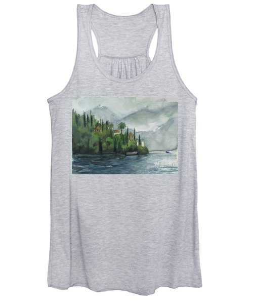 Misty Island Women's Tank Top