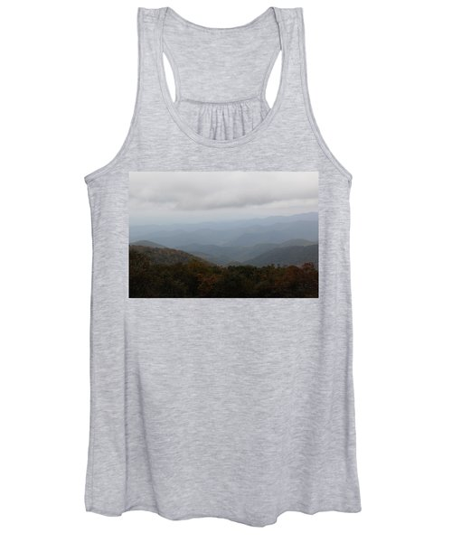 Misty Mountains More Women's Tank Top