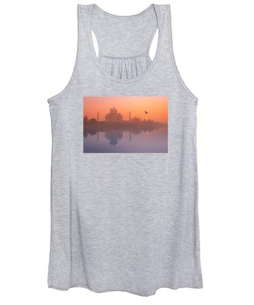 Misty Sunset Women's Tank Top