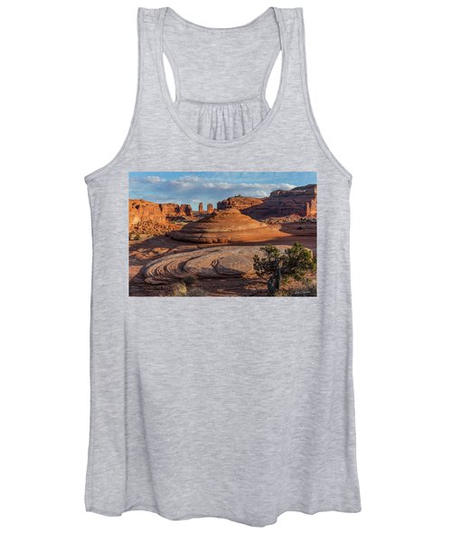 Moab Back Country Women's Tank Top