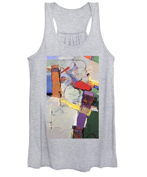 Mojo Rizen Via La Woman Women's Tank Top
