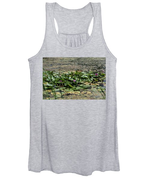 Monet At Giverny - 2 Women's Tank Top