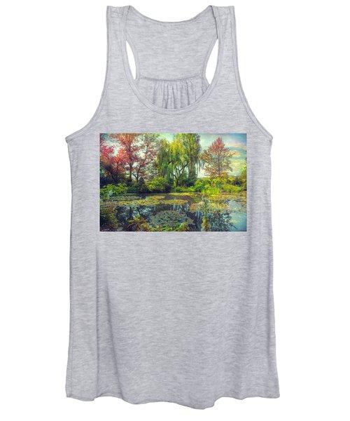 Monet's Afternoon Women's Tank Top