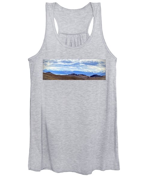 Mono Lake From Bodie Hills Women's Tank Top