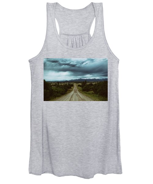 Monsoons From The Meadows Women's Tank Top