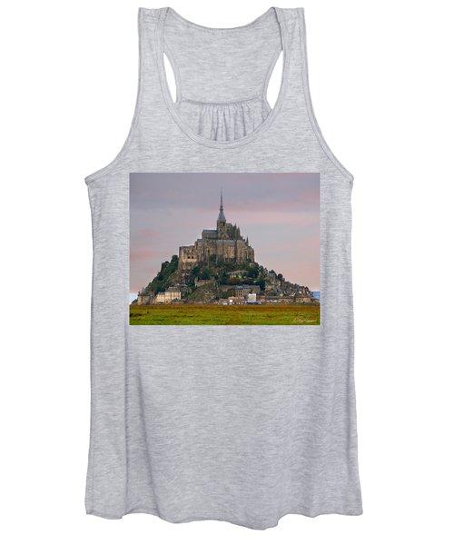 Mont Saint Michel Women's Tank Top