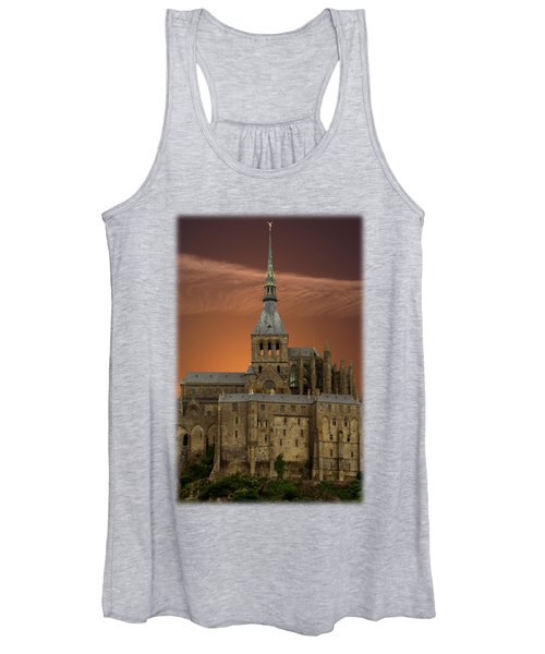 Mont Saint Michel Women's Tank Top