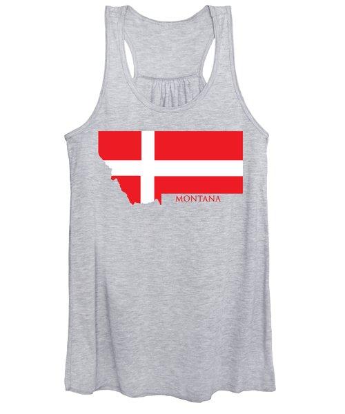 Montana- Denmark Women's Tank Top