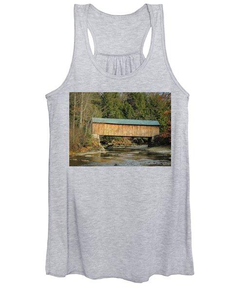 Montgomery Road Bridge Women's Tank Top