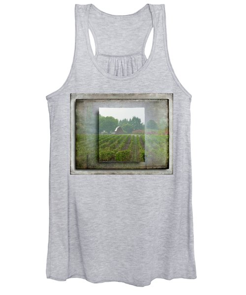 Montinore Winery Women's Tank Top