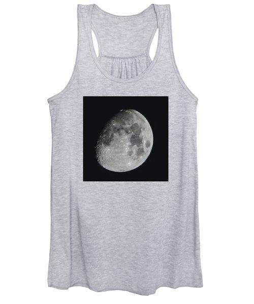Moon On Day 12 Women's Tank Top