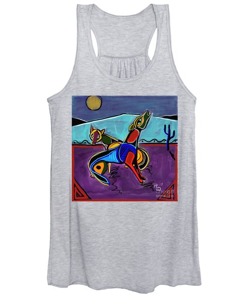 Moon Talk Women's Tank Top