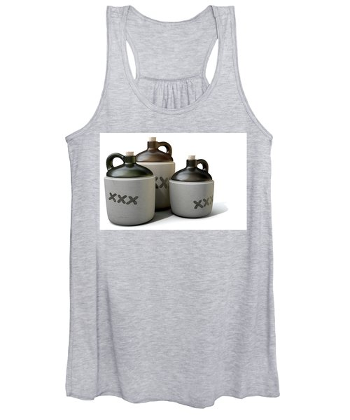Moonshine Jug Women's Tank Top