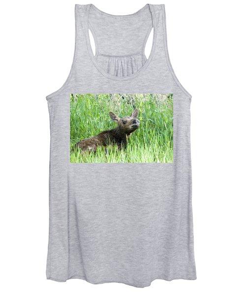 Moose Baby Women's Tank Top