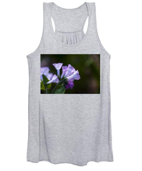 Morning Bluebells Women's Tank Top