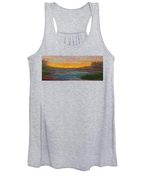 Southern Sunrise Women's Tank Top