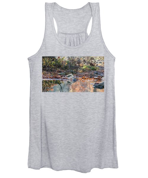 Morning In The Woods Women's Tank Top
