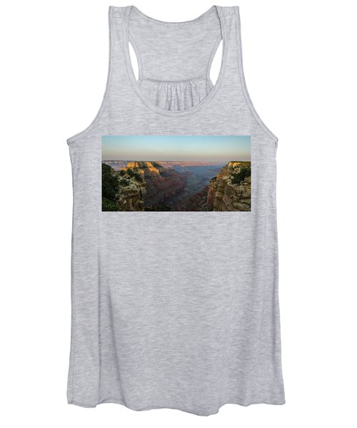 Morning Lights Wotans Throne Women's Tank Top