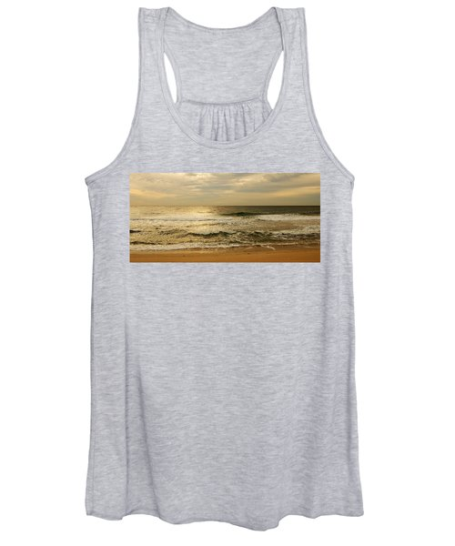 Morning On The Beach - Jersey Shore Women's Tank Top