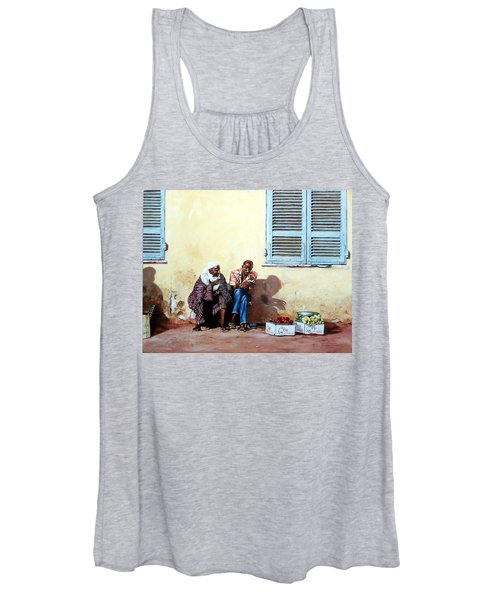 Morocco Women's Tank Top