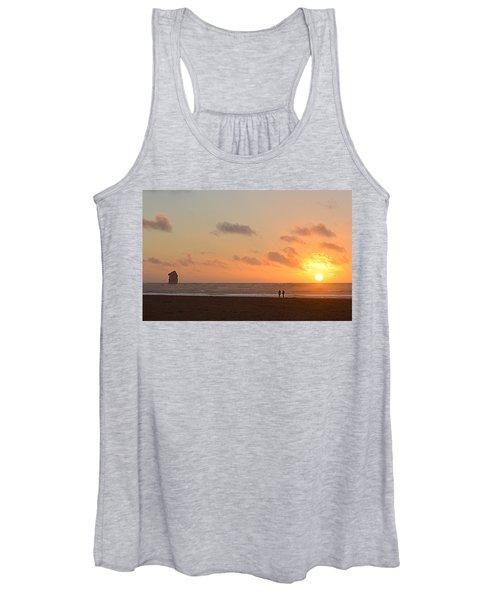 Morro Sunset Women's Tank Top