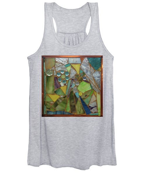 Mosaic Women's Tank Top