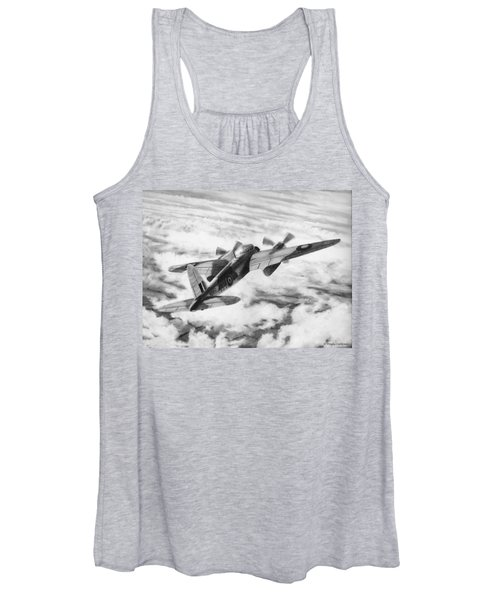Mosquito Fighter Bomber Women's Tank Top