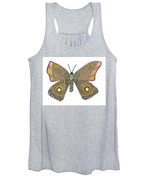Moth Women's Tank Top