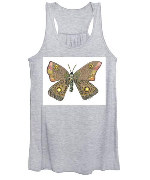Moth Women's Tank Top