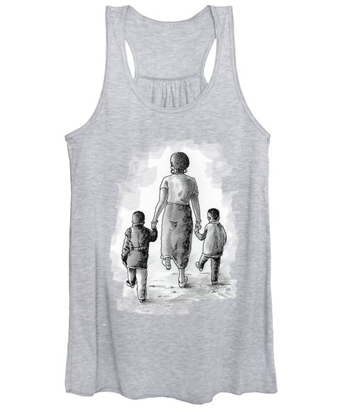 Mother And Kids Women's Tank Top