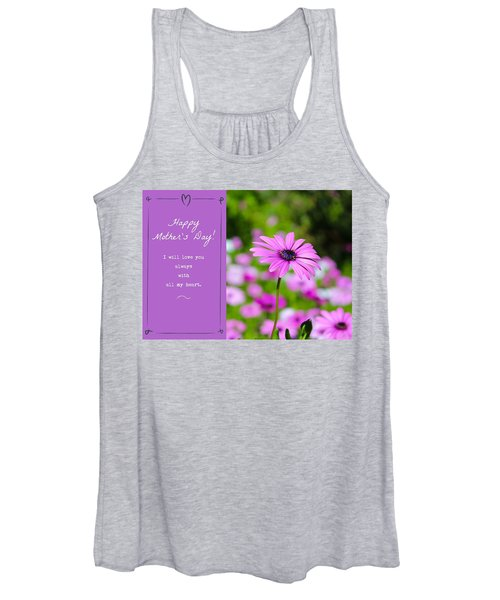 Mother's Day Love Women's Tank Top