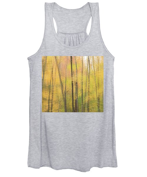 Motion In Color Women's Tank Top