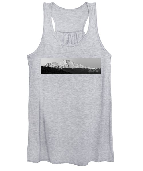 Mount Shasta  Women's Tank Top