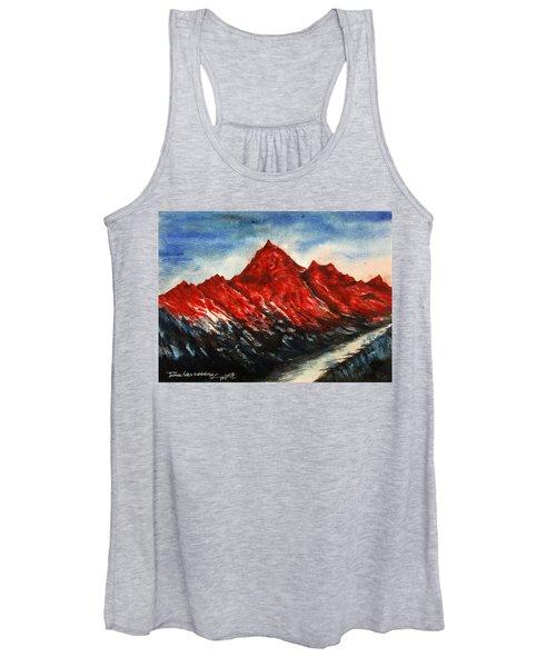 Mountain-7 Women's Tank Top