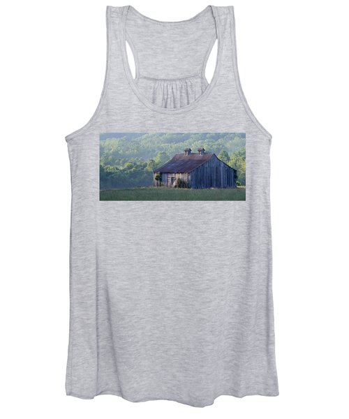 Mountain Cabin Women's Tank Top