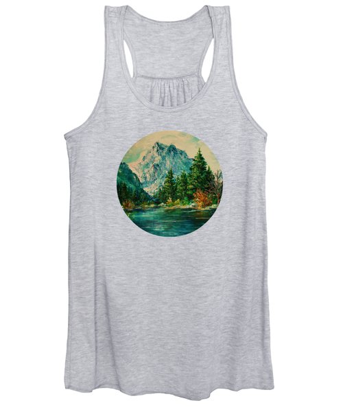 Mountain Lake Women's Tank Top