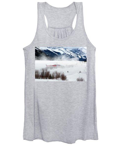 Mountain Landing Women's Tank Top