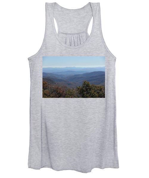 Mountain Landscape 4 Women's Tank Top