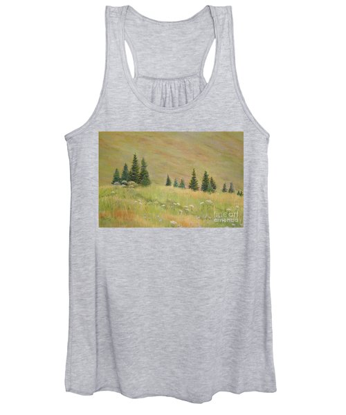 Mountain Meadow Women's Tank Top