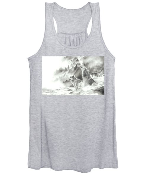 Mountain Spirits Women's Tank Top