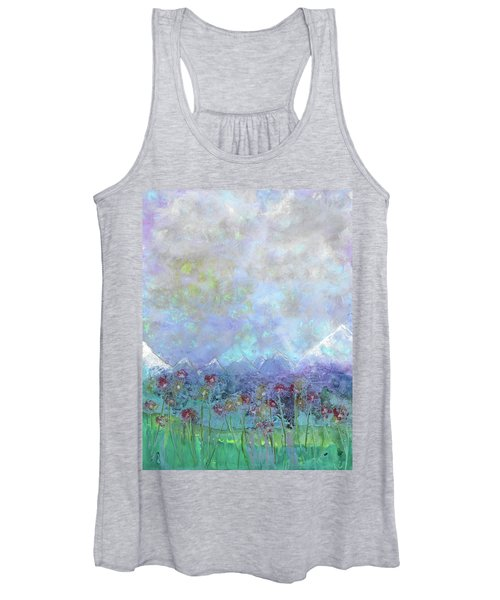 Mountain Valley Dew Women's Tank Top