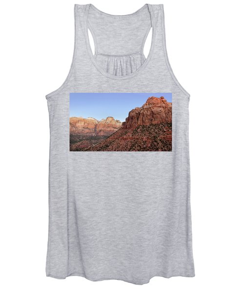 Mountain Vista At Zion Women's Tank Top
