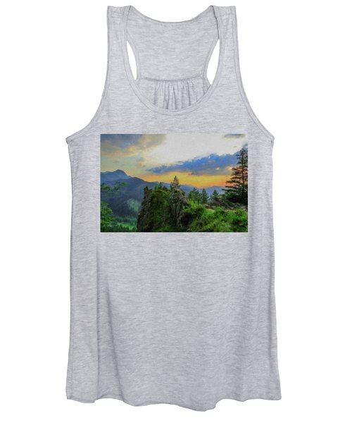 Mountains Tatry National Park - Pol1003778 Women's Tank Top
