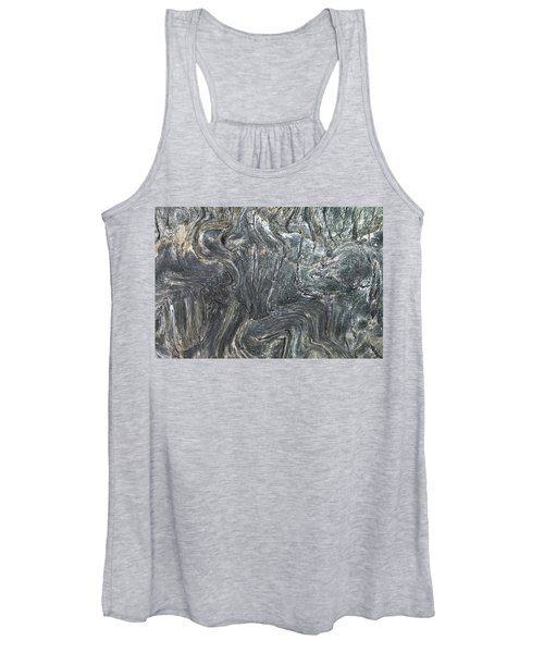 Movement In The Earth Women's Tank Top