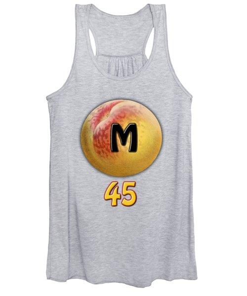 Mpeach 45 Women's Tank Top